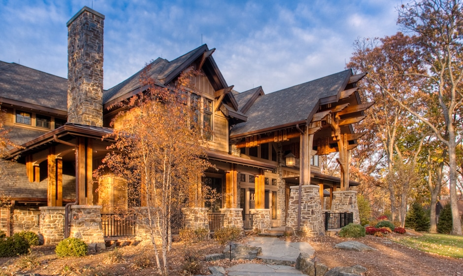 Our Favorite Rustic Mountain Home Designs Stillwater Architecture