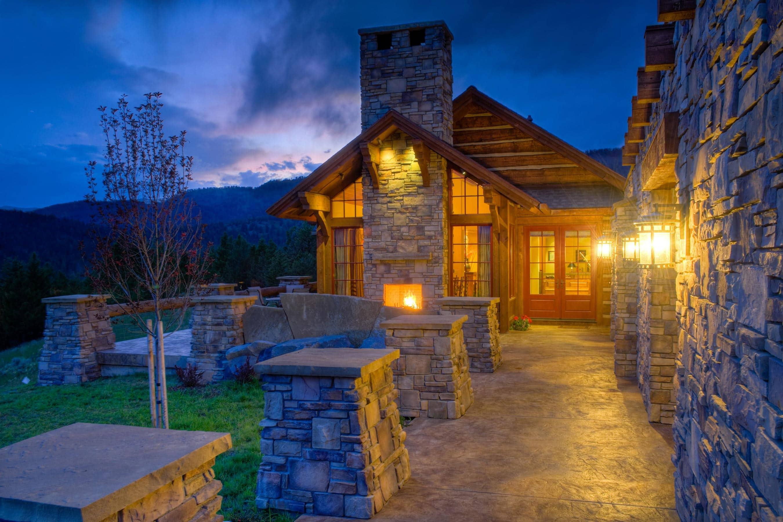 Bozeman Bridger Mountain Residence
