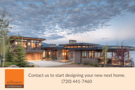 Contact US Georgetown Lake House Stillwater architecture
